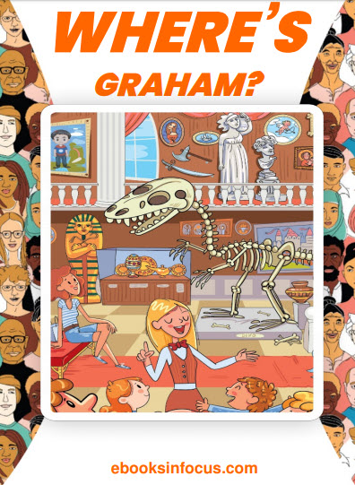 ebook cover for wheres graham puzzle book
