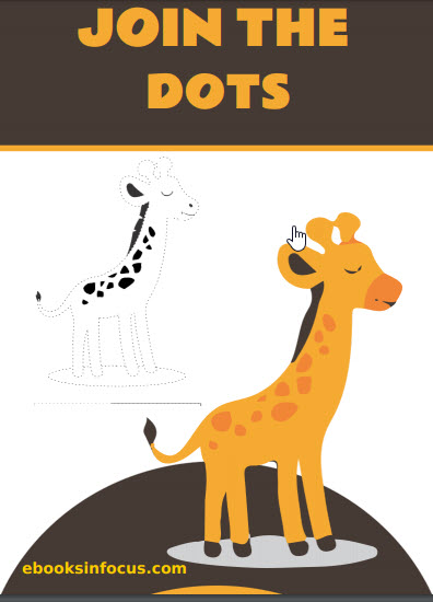 ebook cover for join the dots puzzle book